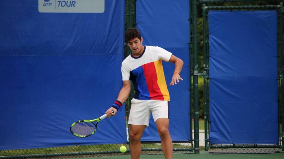 Christian Garín avanzó a cuartos de final en el Challenger de Cary