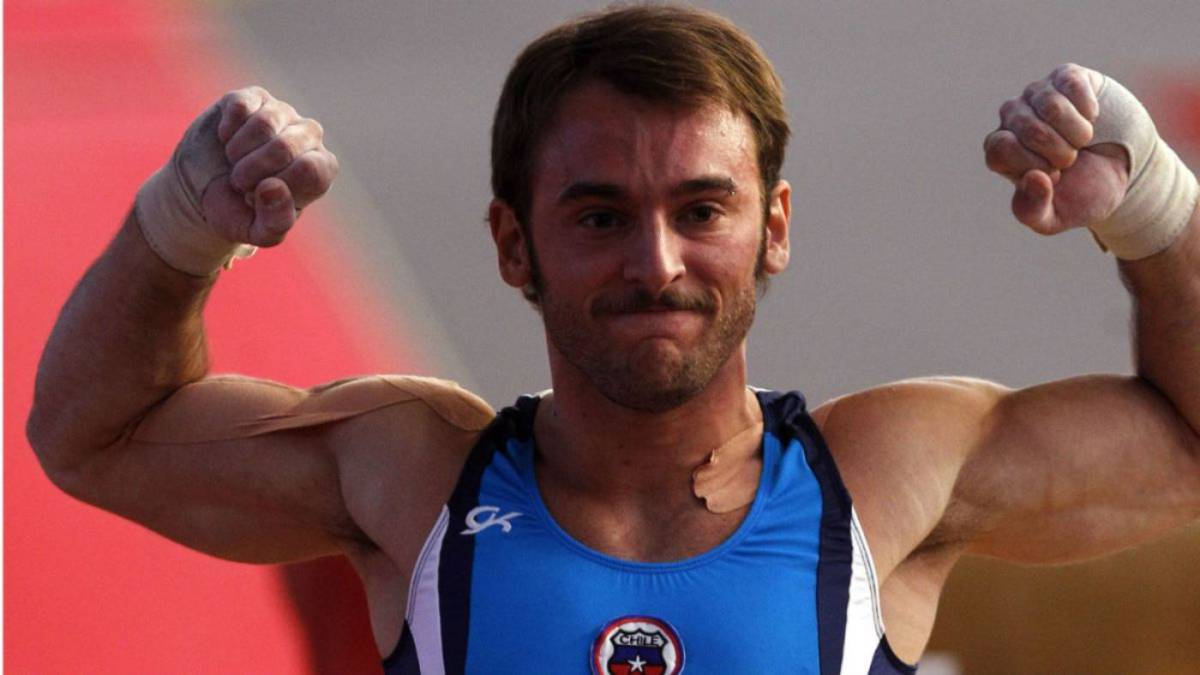 Tomás González irá por una nueva medalla en la Challenge Cup