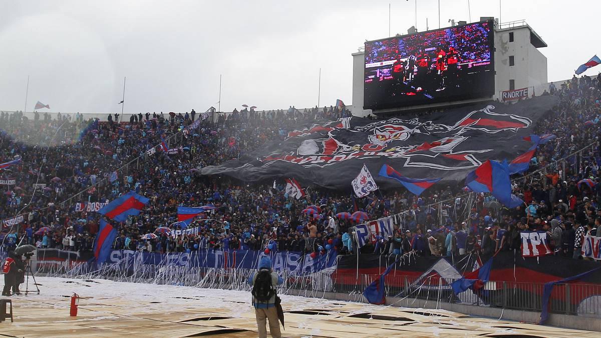 ANFP aprobó duro código de conducta para hinchas en los estadios