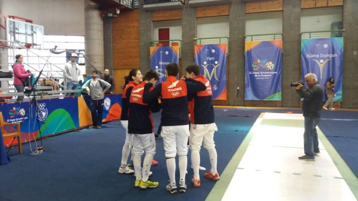 Nadadores venezolanos buscarán medallas este sábado en Juegos Suramericanos