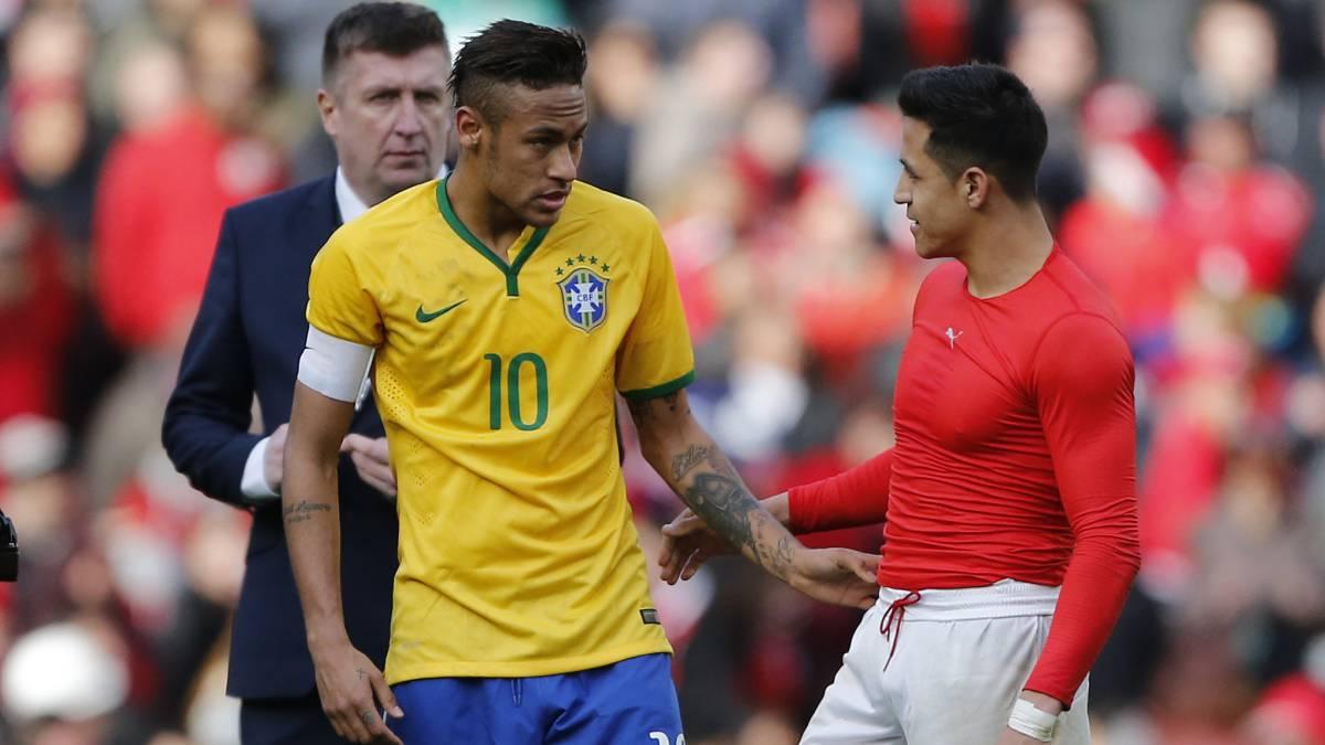 La insólita campaña en Brasil para dejarse perder ante Chile