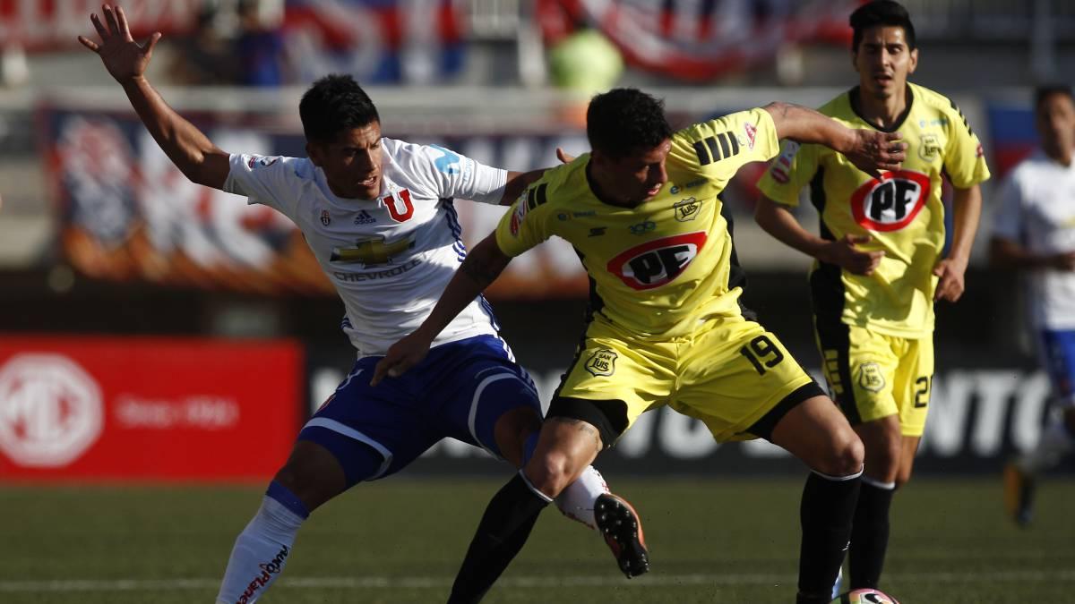 U de Chile vs. San Luis: Horario y formaciones para el duelo por Copa Chile