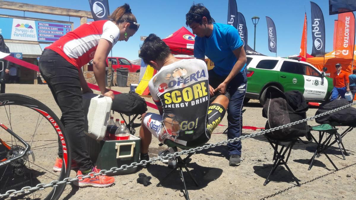 Colombiano Nicolás Paredes se adjudicó la Vuelta Ciclista de Chile