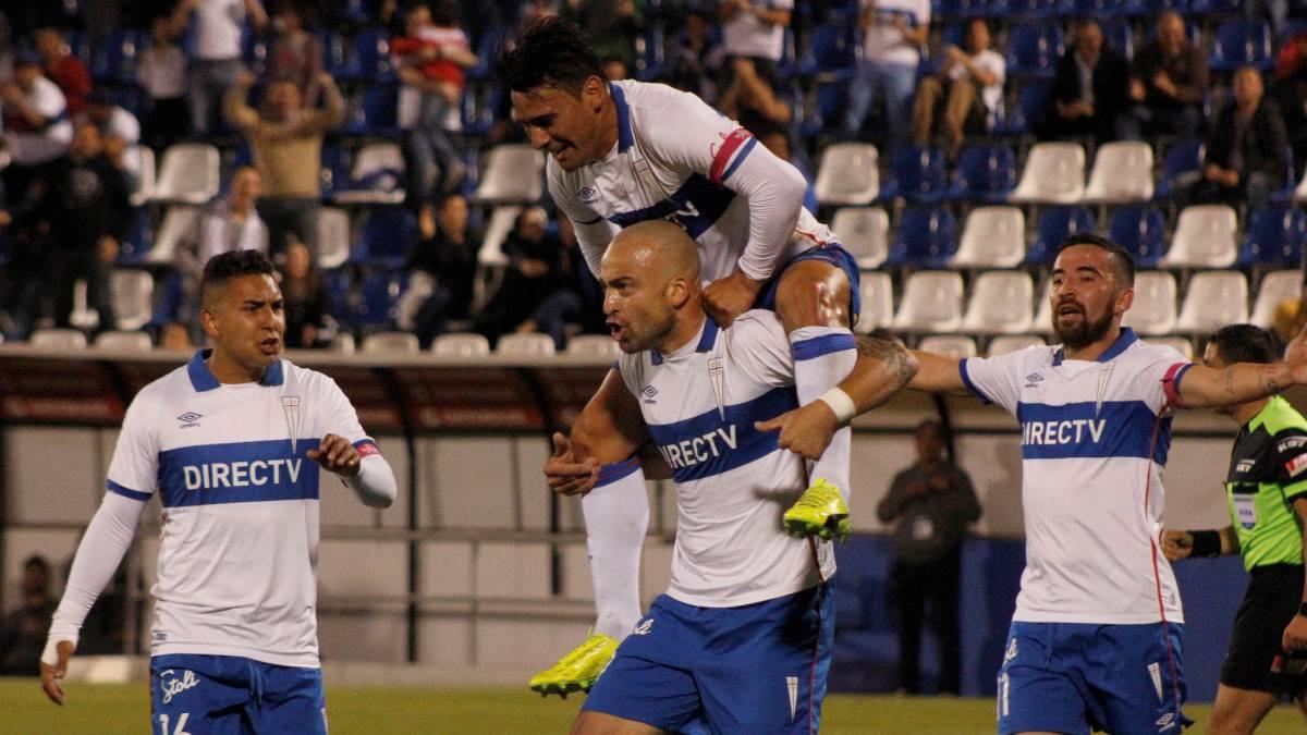 UC gana por 2-0 a Deportes Iquique y vuelve a festejar