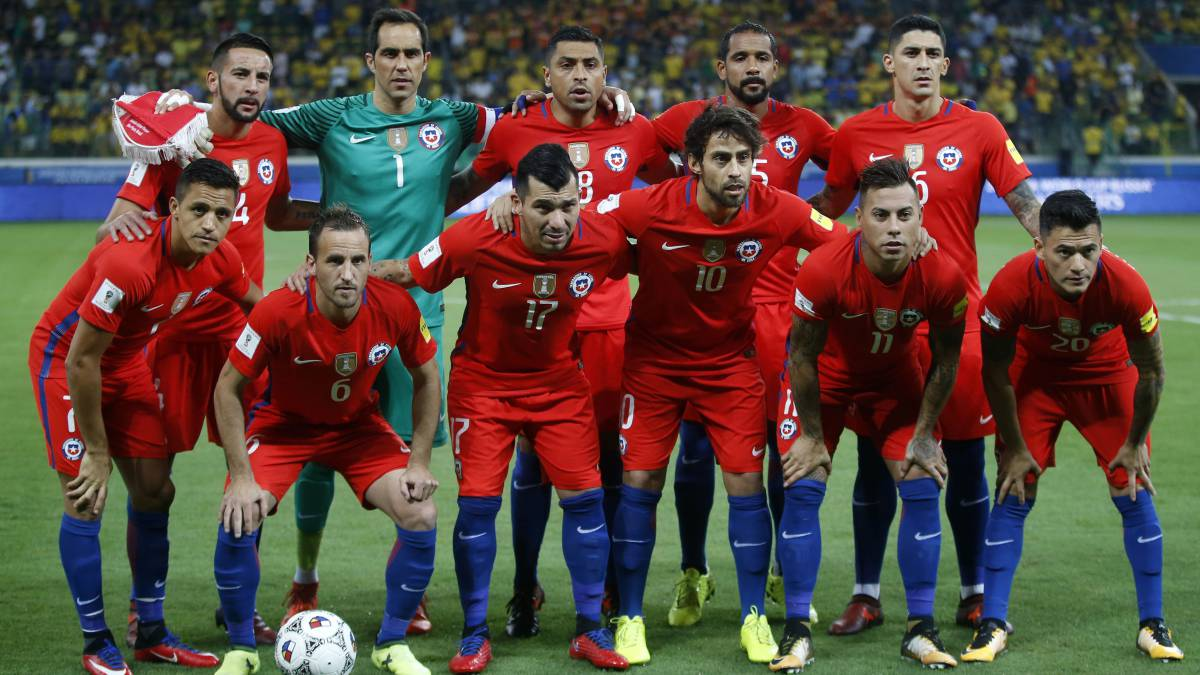 Chile mantiene su lugar y Perú alcanza posición histórica — Ránking FIFA