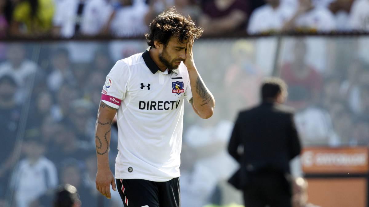 Jorge Valdivia recibe una fecha de suspensión tras expulsión con Wanderers