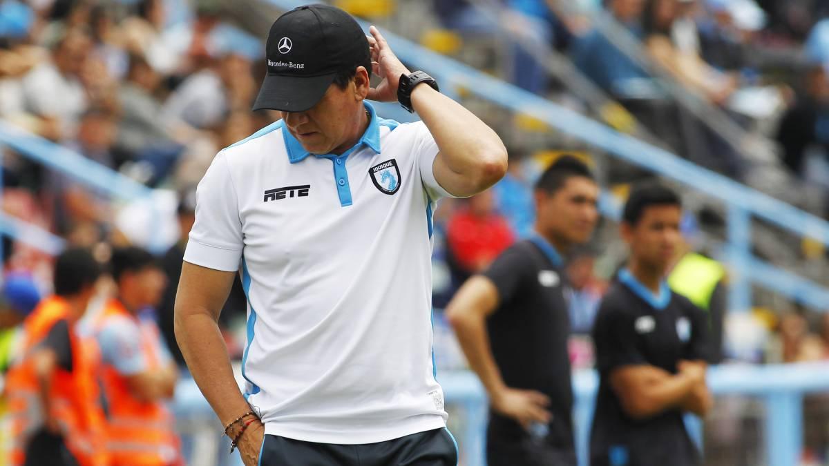 Jaime Vera renuncia a Iquique: