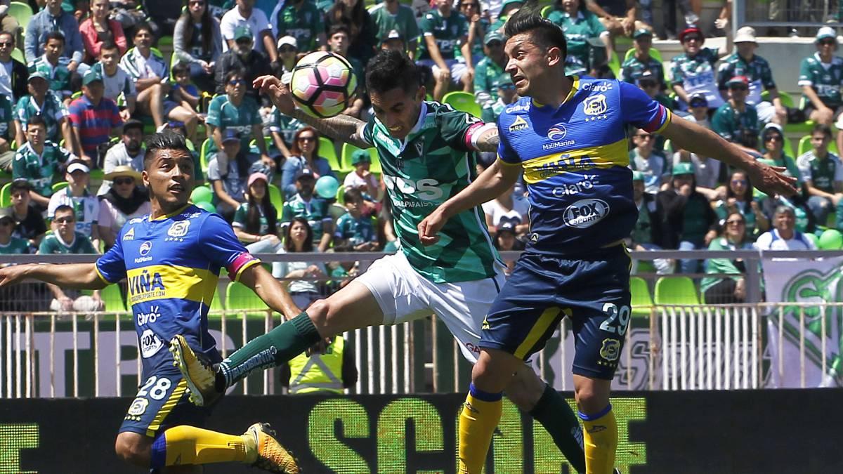 Wanderers 3-3 Everton: un clásico que entra en la historia - AS Chile