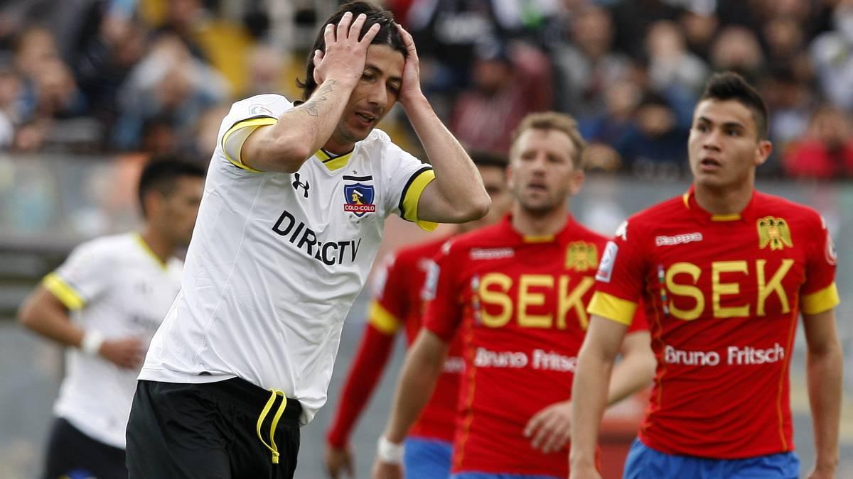Colo Colo goleó a Unión Española y es uno de los tres líderes del torneo