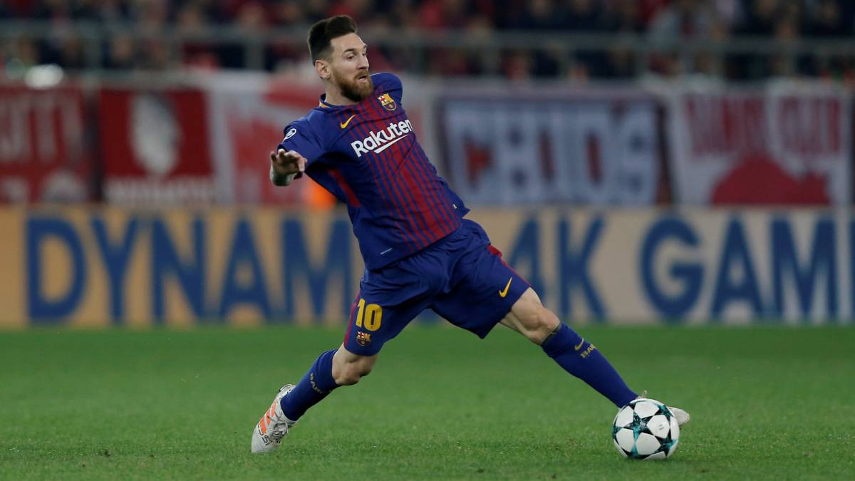 Lionel Messi celebró los 600 partidos en Barcelona con un triunfo