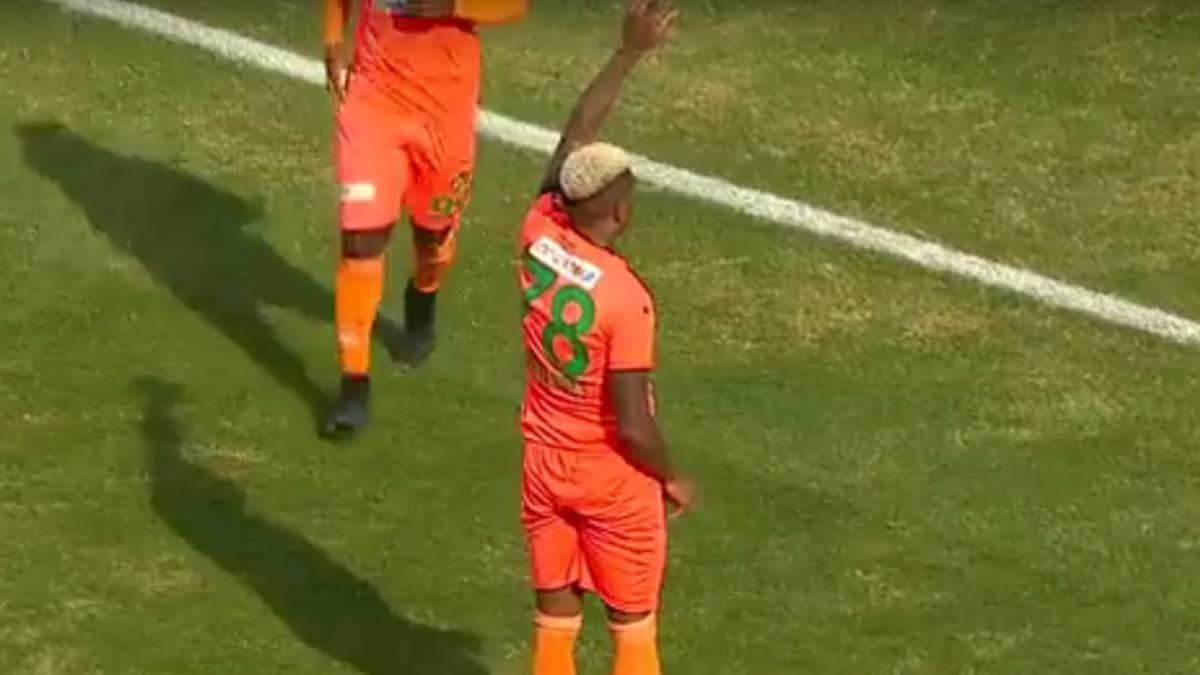 Genio y figura: Junior Fernandes anotó doblete con Alanyaspor
