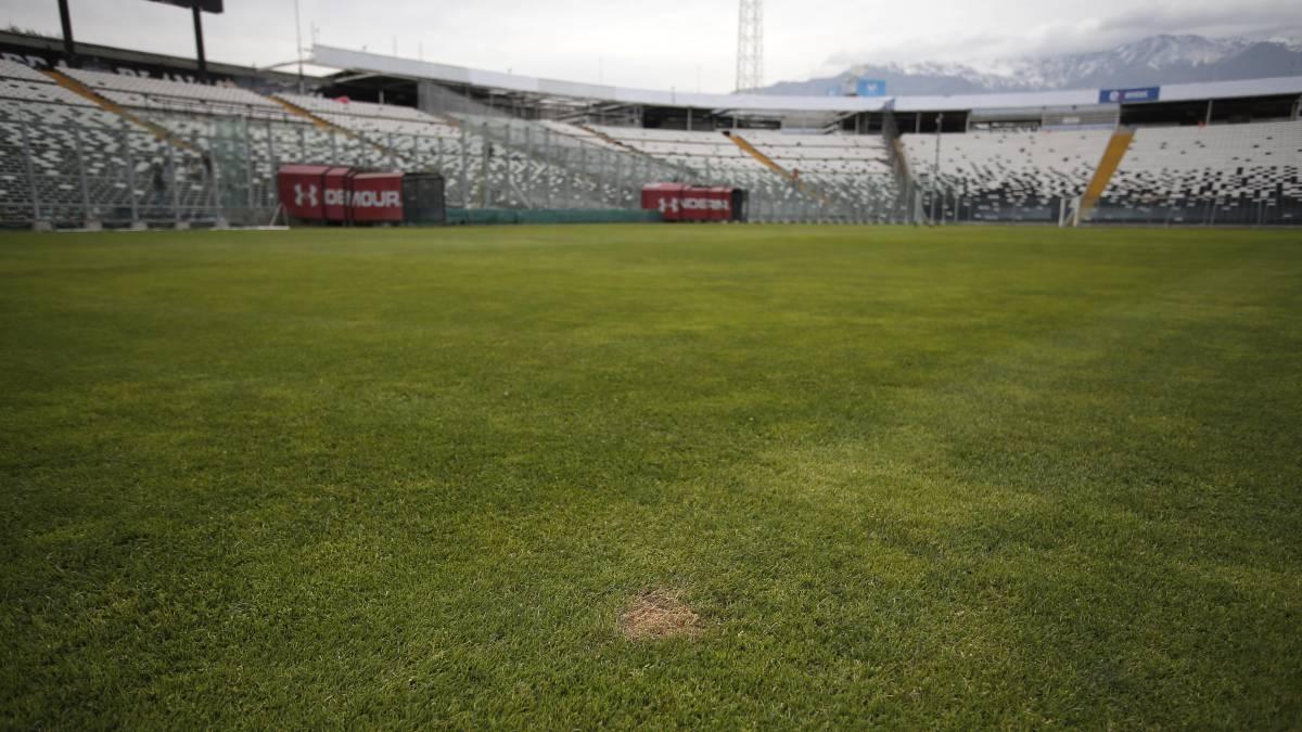 El estadio Monumental fue evacuado por un aviso de bomba