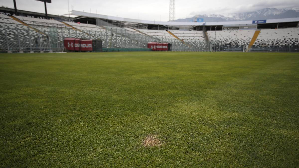Estadio Monumental fue desalojado por amenaza de bomba