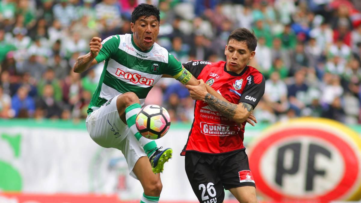 Antofagasta pierde en Temuco y se aleja de la pelea por el título