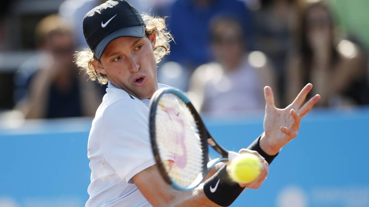 Nicolás Jarry se instaló en las semifinales del Challenger de Santiago