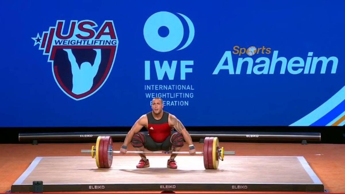 María Fernanda Valdés también es campeona mundial de pesas