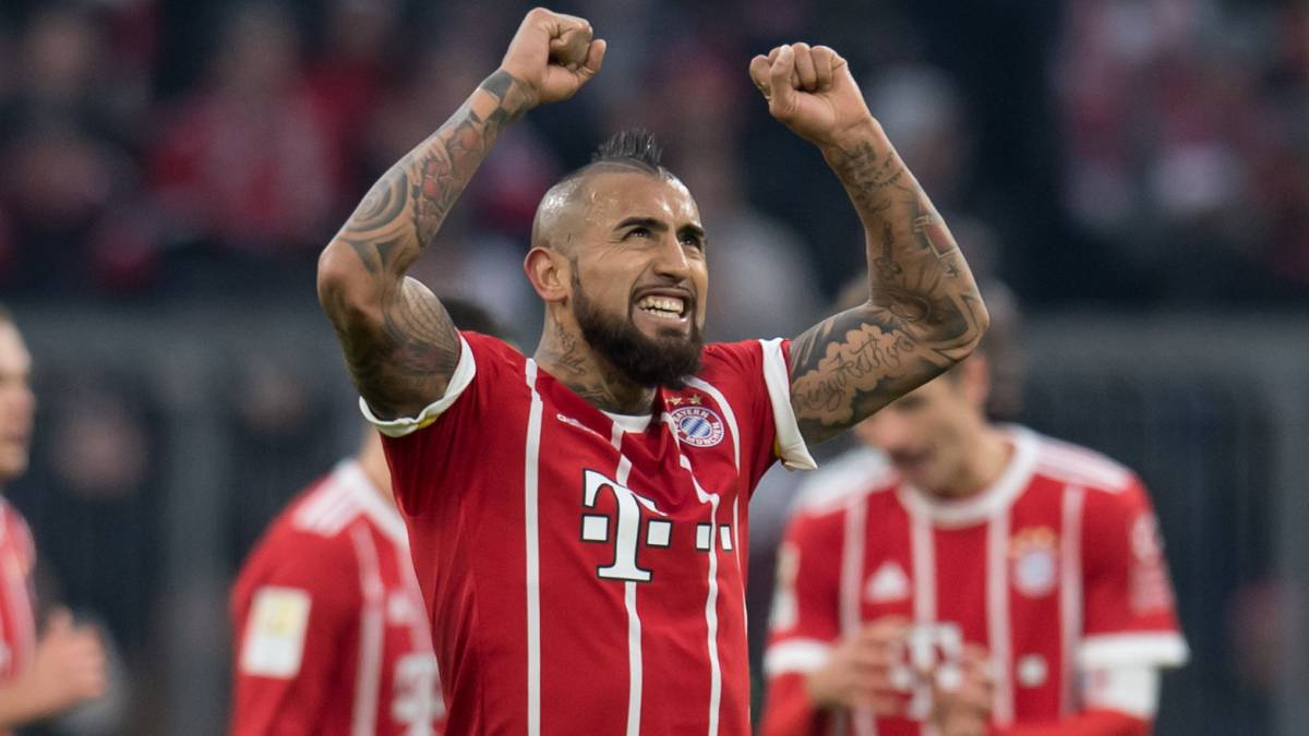 Bayern Munich le cortó la racha en Champions League al PSG