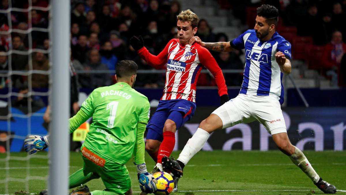 España: Maripán dijo presente en derrota del Alavés ante Atlético Madrid