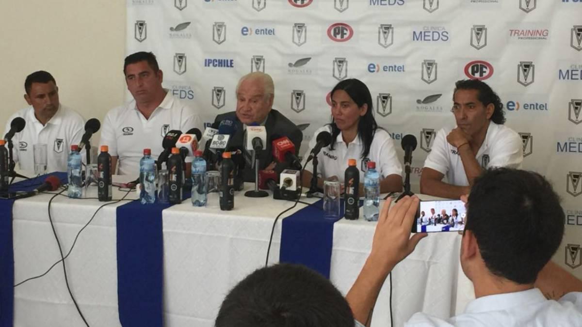 Paula Navarro será ayudante técnica de Santiago Morning
