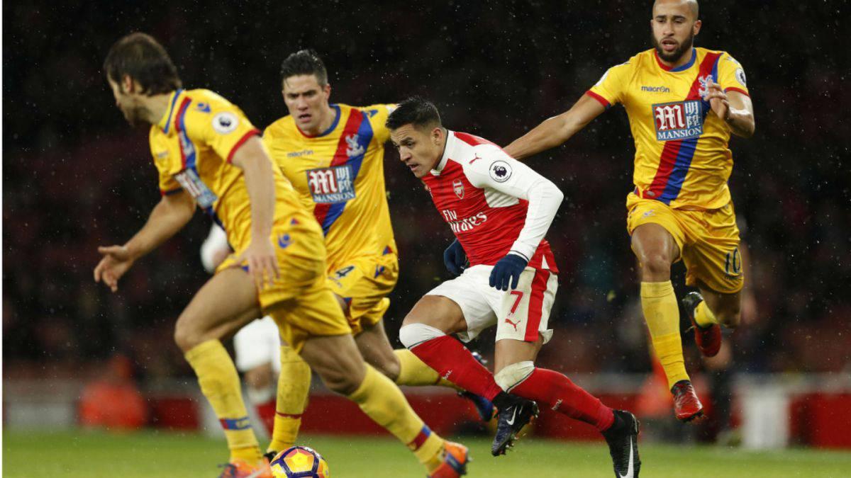 VIDEOS | Genio y figura: Alexis Sánchez marcó doblete en triunfo del Arsenal