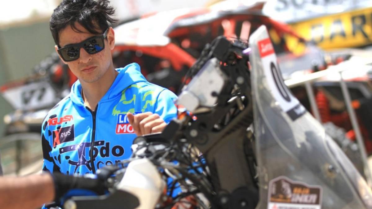 El chileno 'Nacho' Cornejo reemplaza en el Dakar al lesionado Paulo Gonçalves
