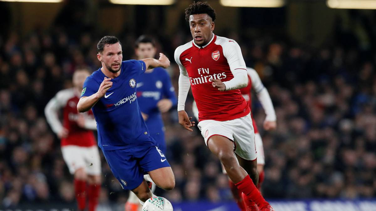 Chelsea 0 - Arsenal 0  Alexis Sánchez jugó en derbi opaco - AS Chile 5b34998da7c66