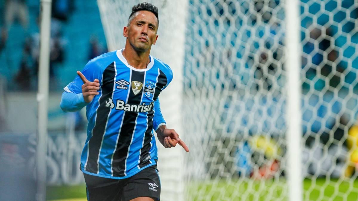 Lucas Barrios no llegará al Junior de Barranquilla