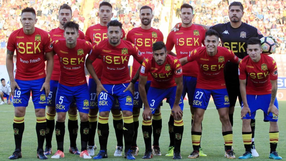 Resultado de imagen para Unión Española 2018