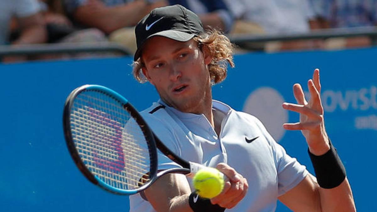 Del Potro debutará ante tenista estadounidense en Abierto australiano