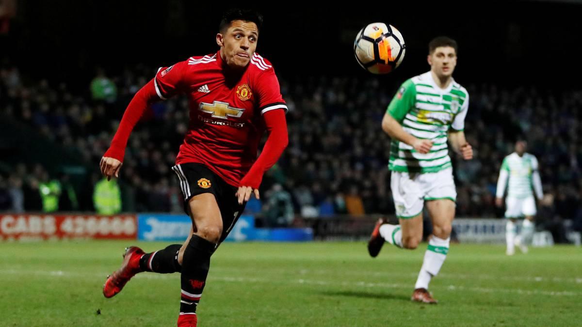 La FA investiga a Alexis por eludir un control antidopaje