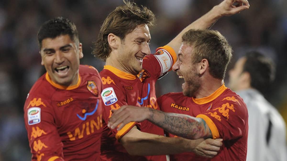 El sorpresivo apoyo de Totti a la U