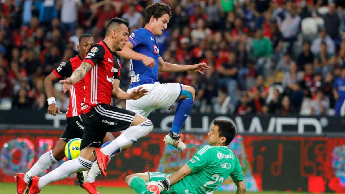 Previa Atlas vs Cruz Azul: Romano busca tumbar al invicto del Clausura