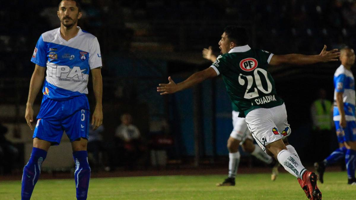 Melgar v Santiago Wanderers Crónica del partido, 7/2/18