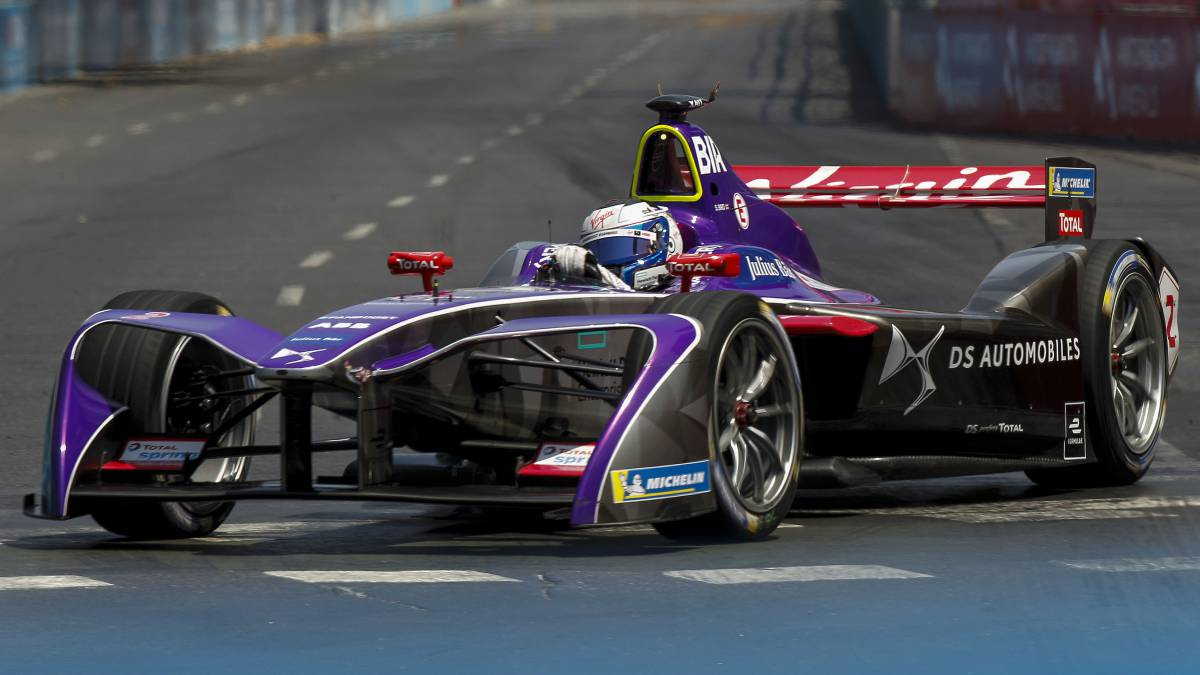 Mala suerte para Pechito López en la final — Fórmula E