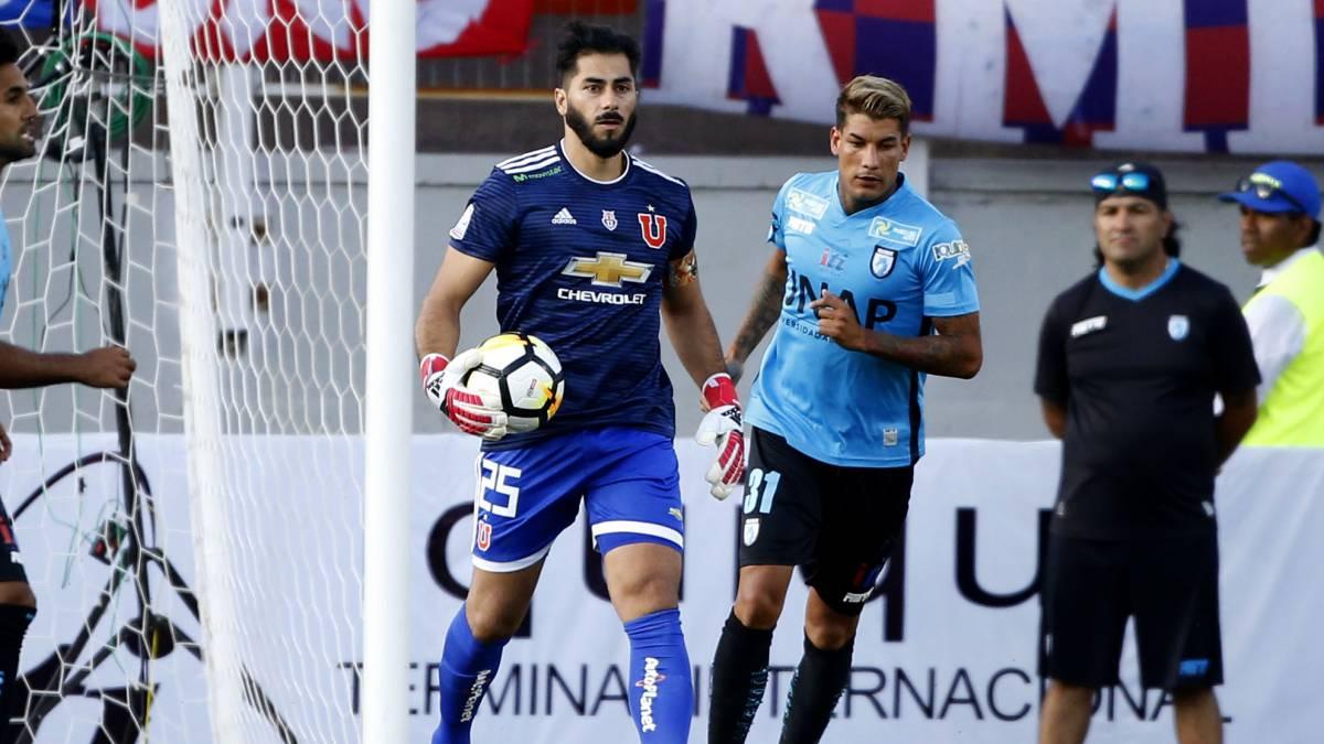 Johnny Herrera aprueba la llegada de Rafael Vaz
