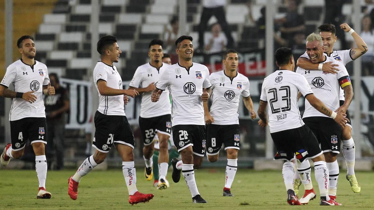 Colo Colo recuperó a Octavio Rivero: