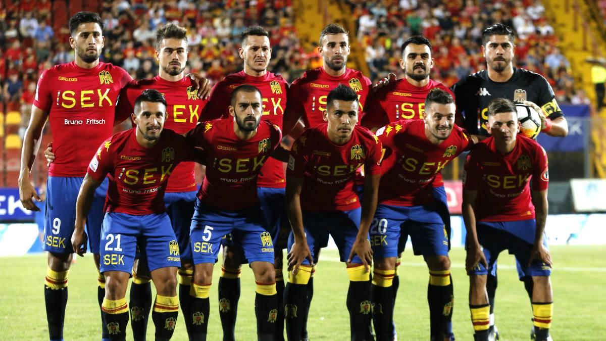 Resultado de imagen para union española copa sudamericana