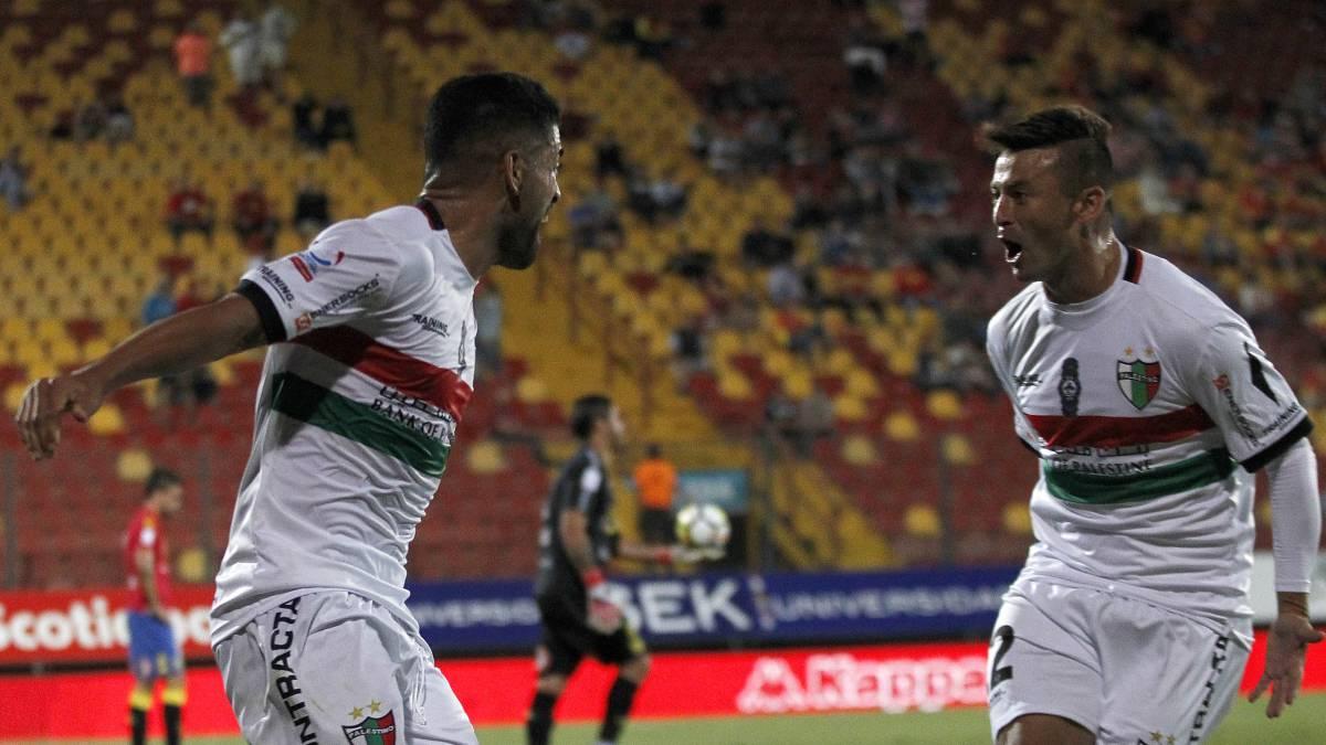 Palestino tumbó a Colo Colo con un inspirado Roberto Gutiérrez