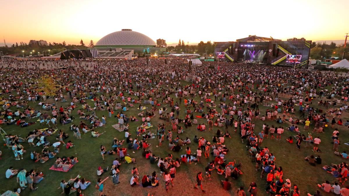 Conhecido Lollapalooza Chile 2018: lineup, horarios, accesos y programación  RF09