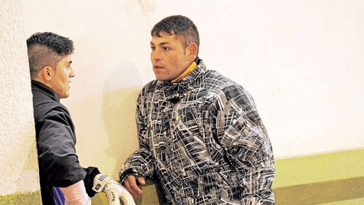 Ex seleccionado sub 20 es detenido por robo