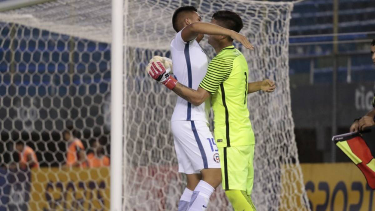 Chile Sub 20 superó en penales a Paraguay en el Sport For Tomorrow