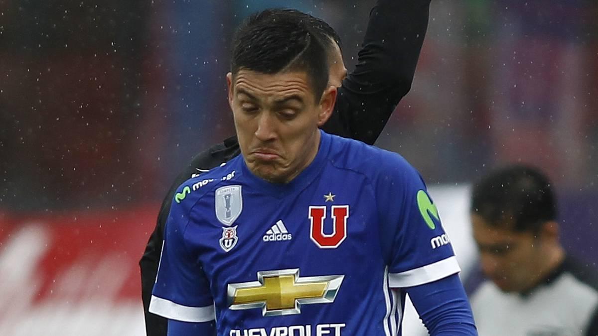 U. de Chile sufrió para llevarse los tres puntos ante Audax Italiano