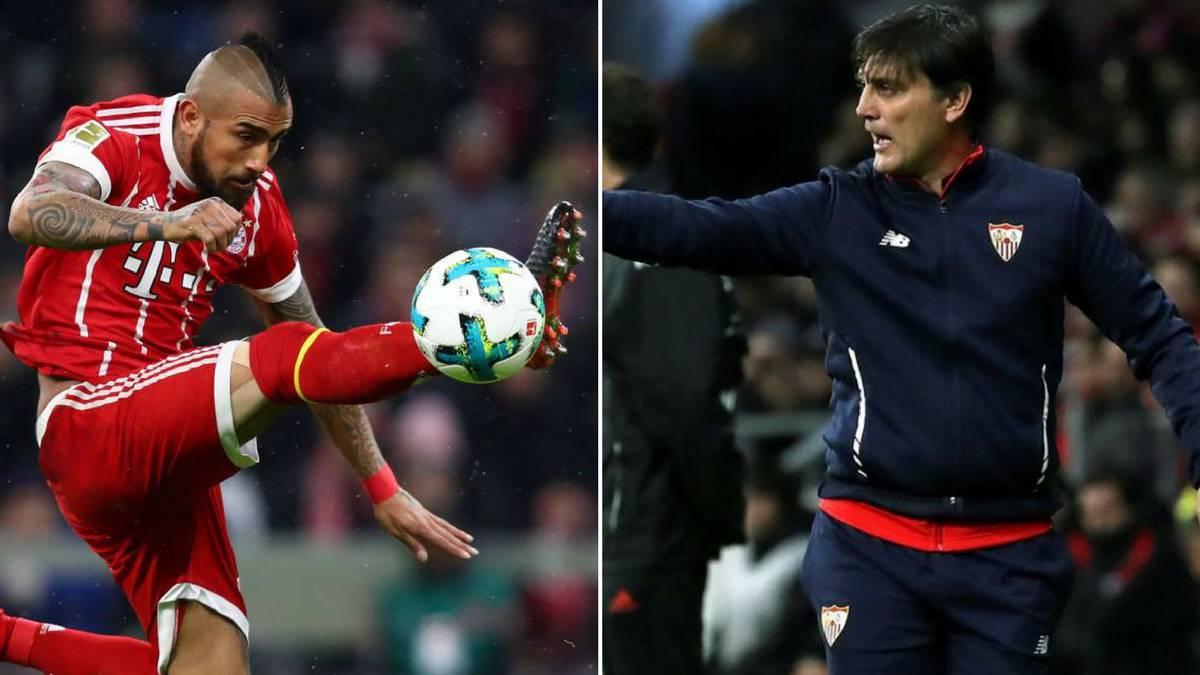 Vidal se perderá histórico partido del Bayern Munich