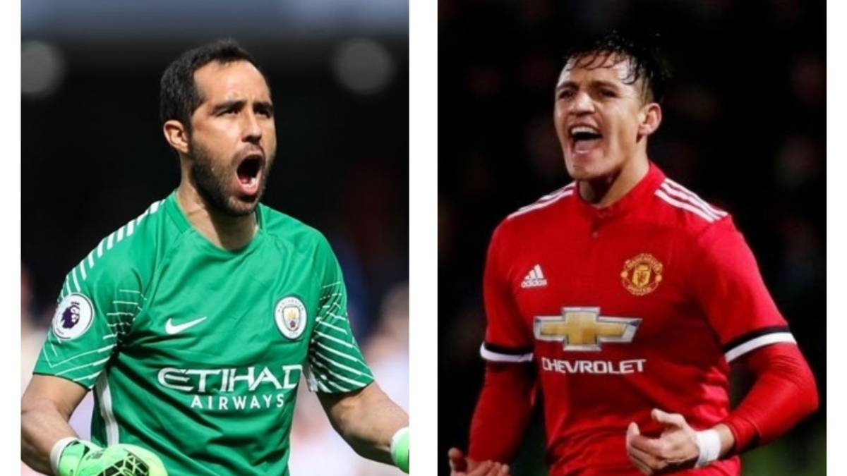 Mira en vivo Manchester City vs Manchester United — Premier League