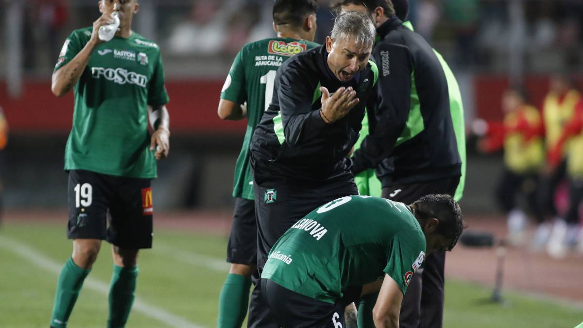 Deportes Iquique salió del fondo de la tabla tras golear a Temuco