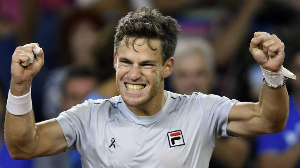 Chile no pudo contra Argentina en la Copa Davis