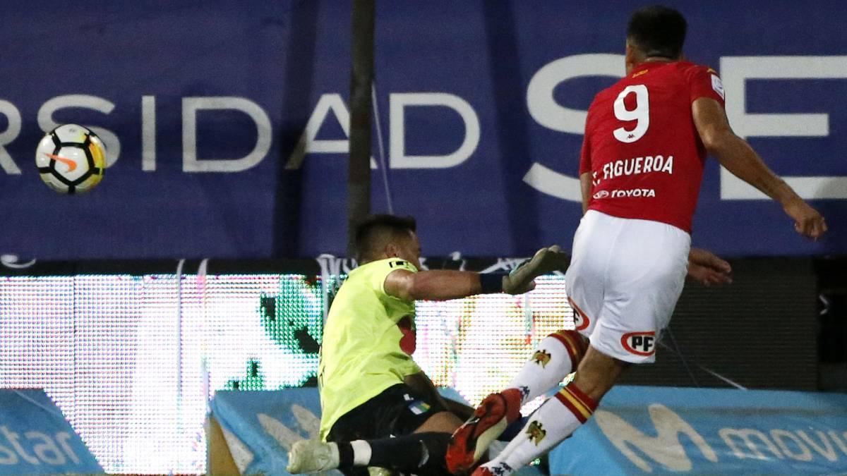 Unión Española regresó al triunfo — Palermo respira tranquilo