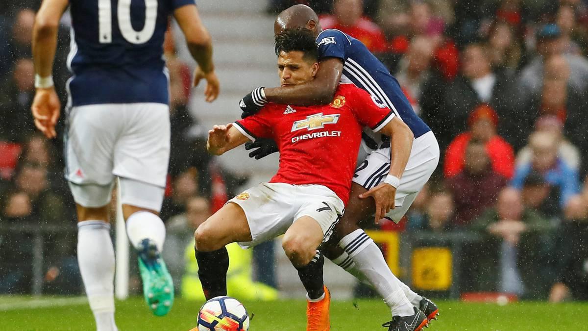 El United ganó sin Alexis y se afianza en el segundo lugar