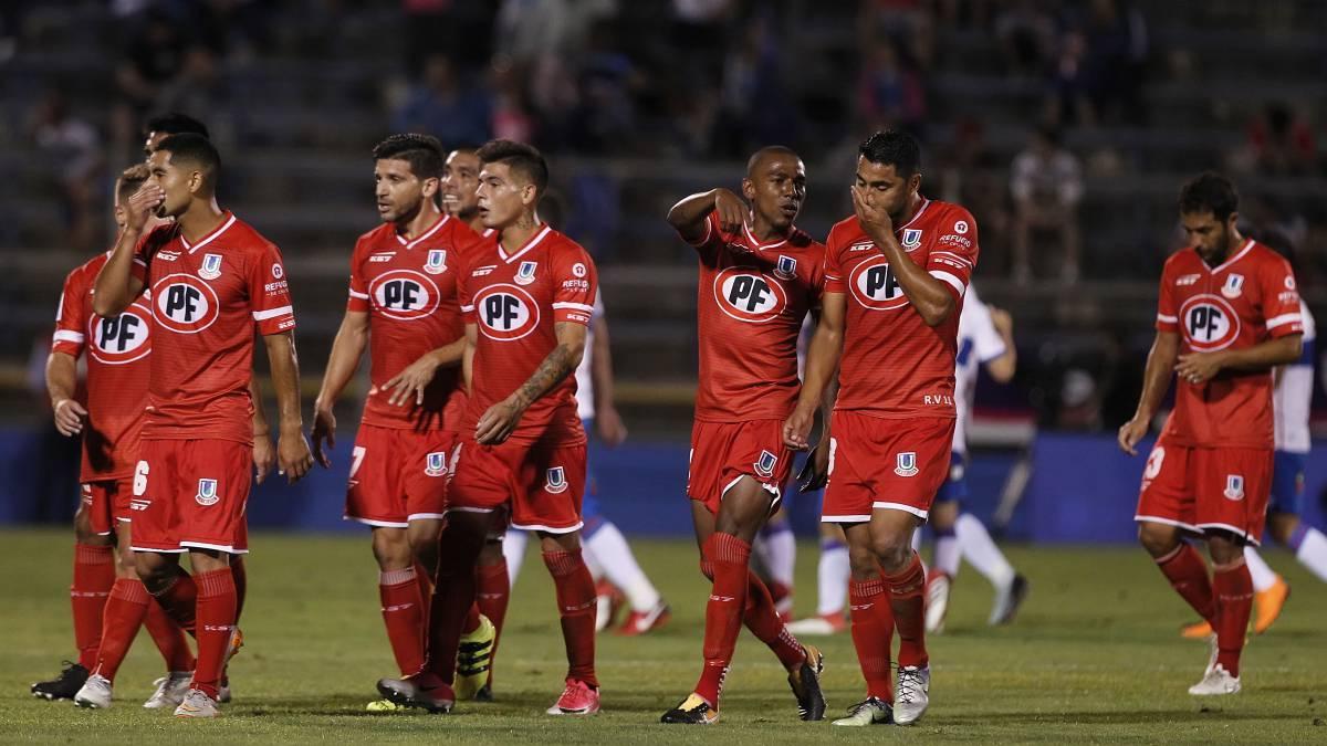 Armando Cooper debuta en derrota de la U de Chile