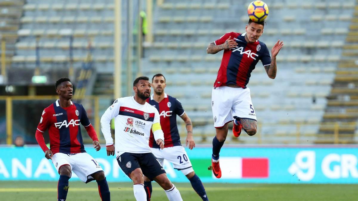 Bologna 1-2 AC Milan: El Milan sigue luchando por Europa